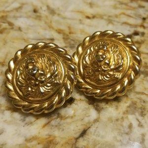 Anne Klein classic clip earrings PM 694